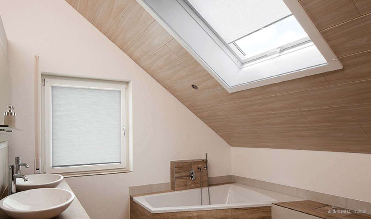 Faltstore Dachfenster, Rolladen Widmaier - Renningen