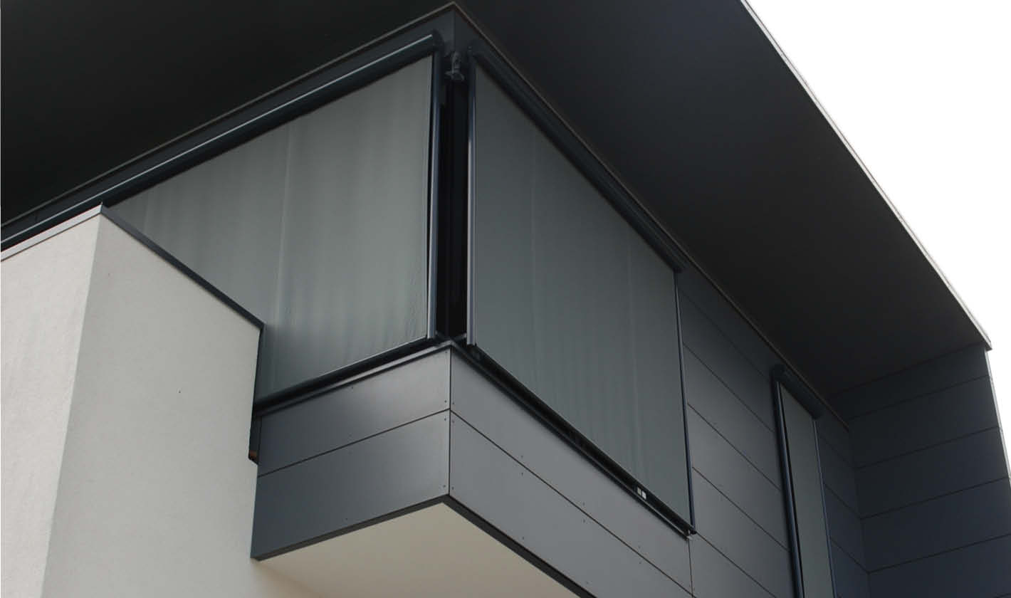 Fassadenmarkisen, Renningen, Rollladen Widmaier