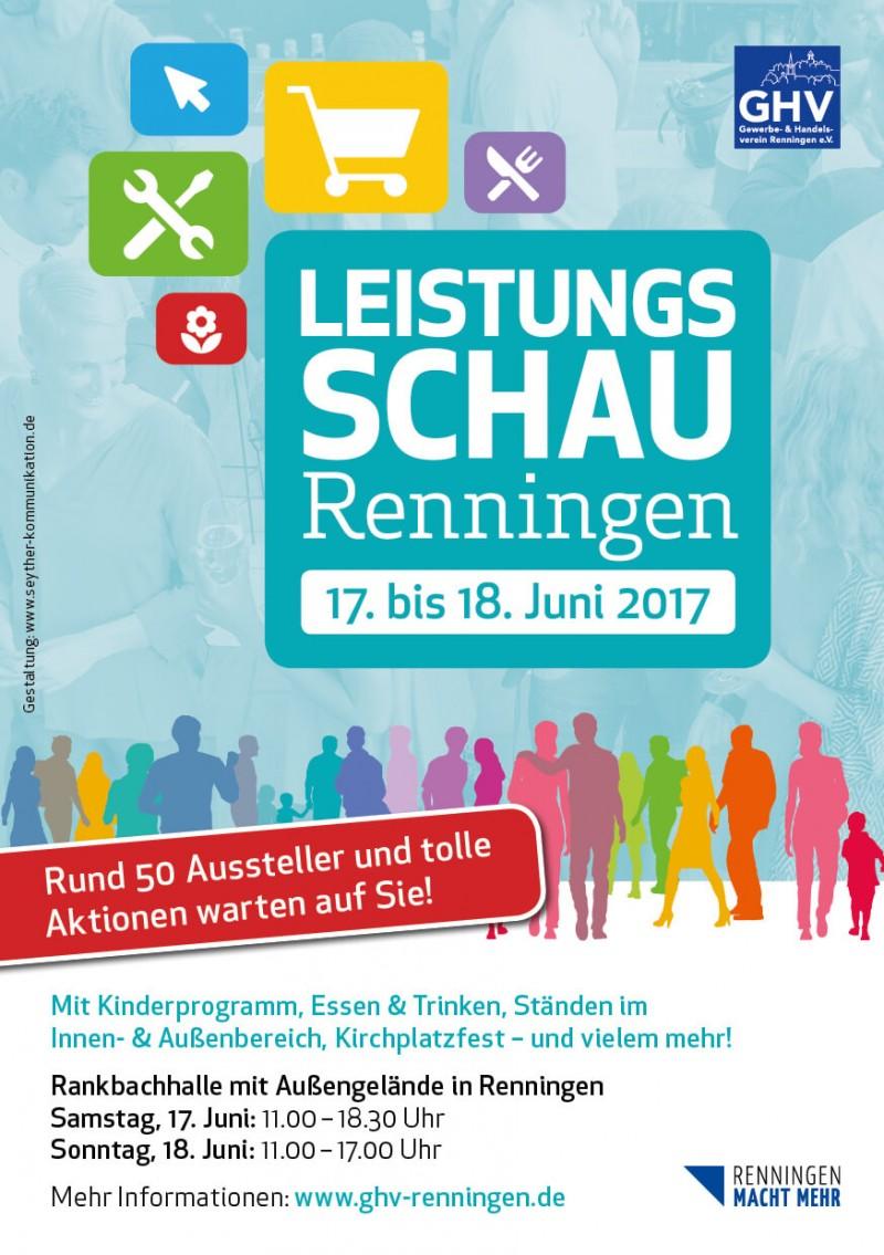 Leistungsschau Renningen 2017